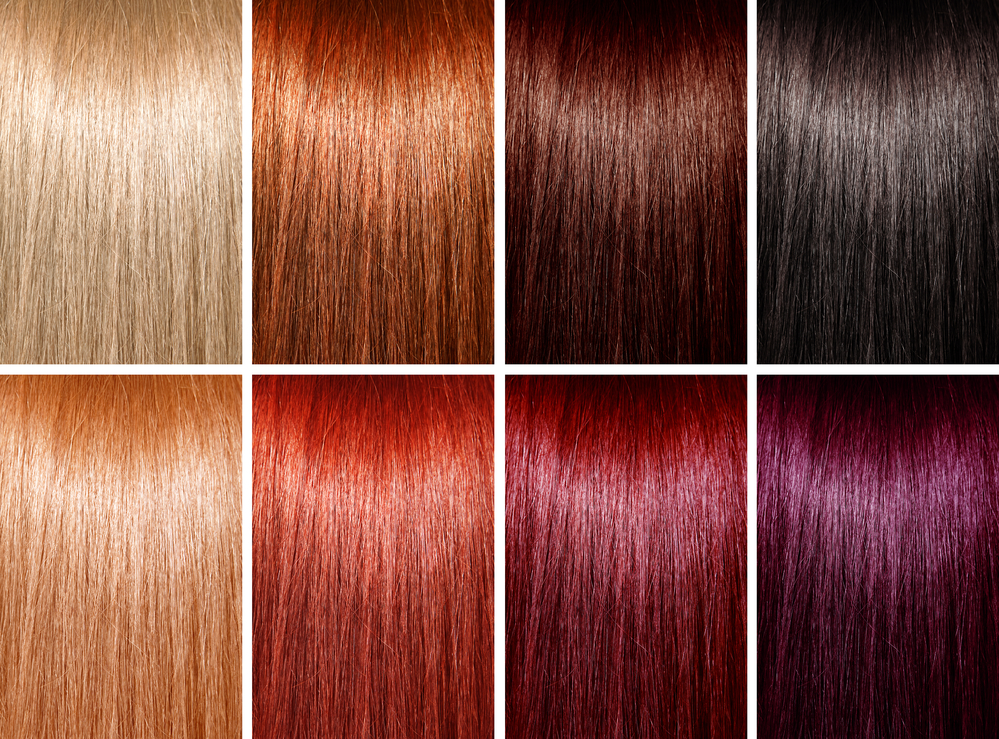 Skin Tone and Hair Color